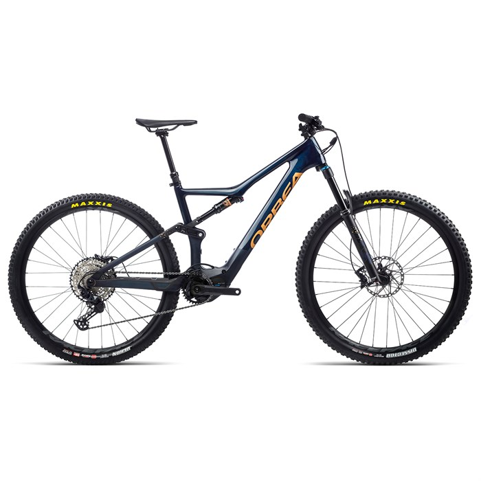 Orbea - Rise M20 E-Mountain Bike 2021