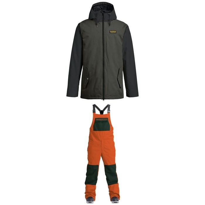 Airblaster - Toaster Jacket + Freedom Bib Pants