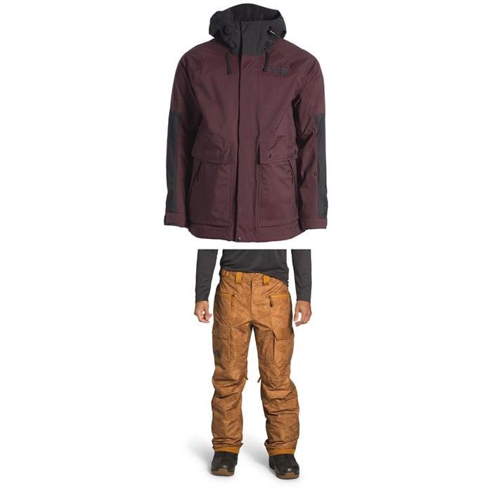 The North Face - Balfron Jacket + Slashback Cargo Pants 2021