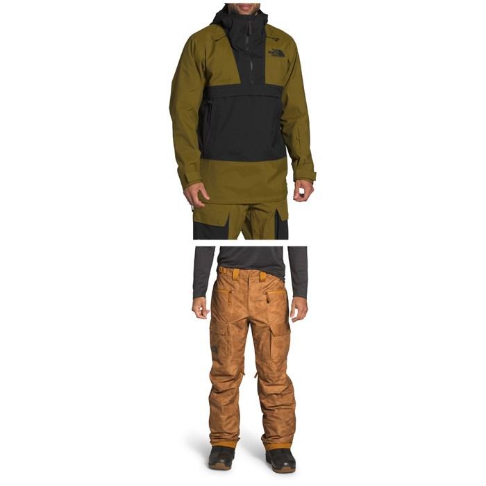 The North Face - Silvani Anorak + Slashback Cargo Pants 2021