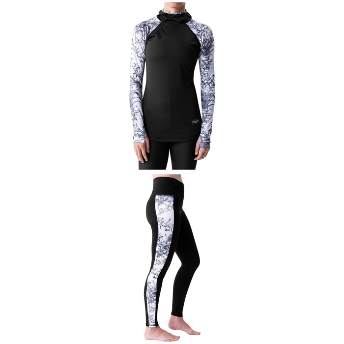 BlackStrap - Therma Hooded Top + Therma Pants - Women's