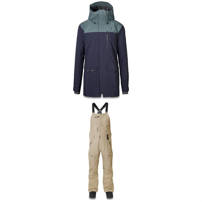 Dakine - Vapor GORE-TEX 2L Jacket + Stoker GORE-TEX 3L Bibs