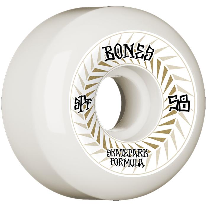 Bones - Spines SPF 84B P5 Sidecut Skateboard Wheels