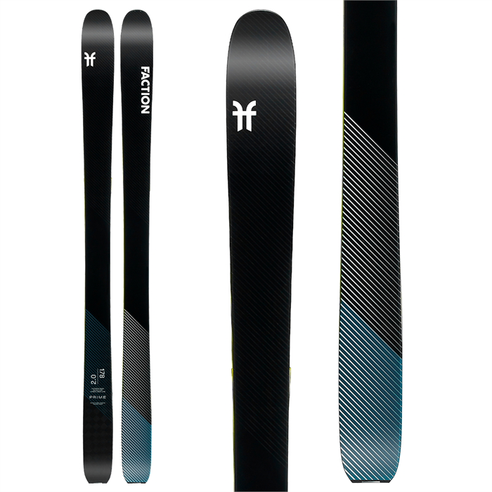 Faction - Prime 2.0 Skis 2021 - Used