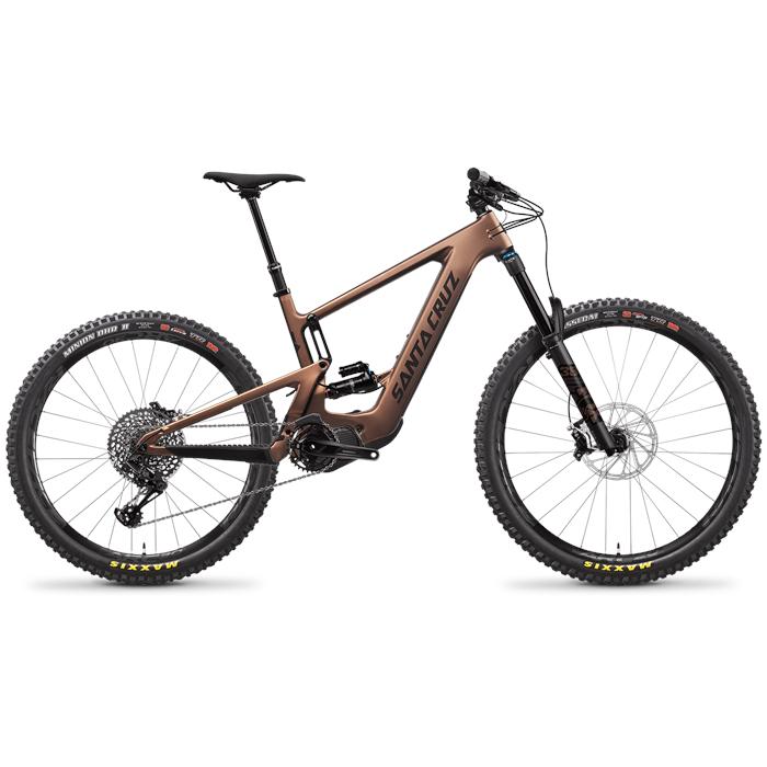 Santa Cruz Bicycles - Bullit MX CC S E-Mountain Bike 2021
