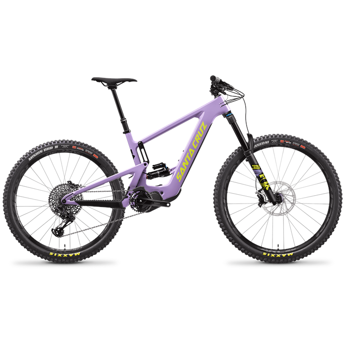 Santa Cruz Bicycles - Bullit MX CC S E-Mountain Bike 2021
