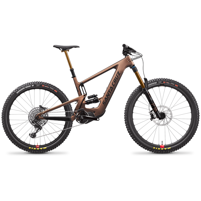 Santa Cruz Bicycles - Bullit MX CC X01 Reserve E-Mountain Bike 2021