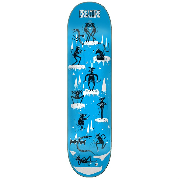 Creature - Free For All MD Powerply 8.5 Skateboard Deck