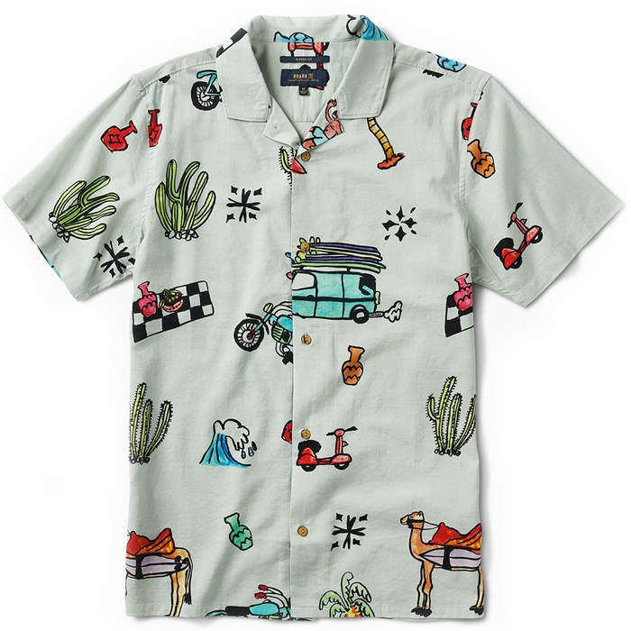 Roark - Always Right Short-Sleeve Shirt