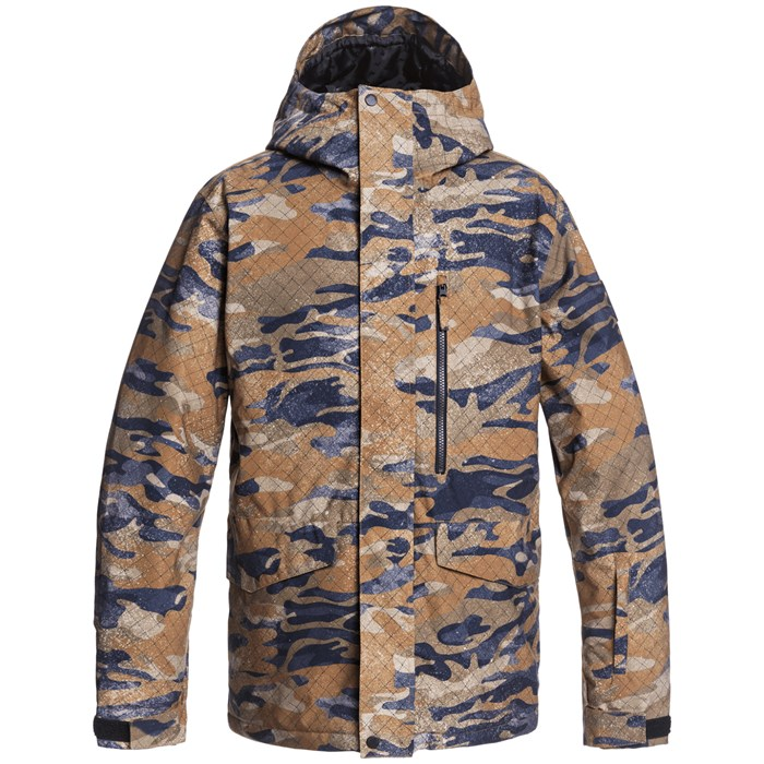 Quiksilver - Mission Printed Jacket