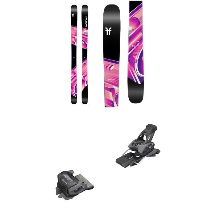 Faction - Prodigy 1.0 Skis 2020 + Tyrolia evo Attack² 13 GW Bindings