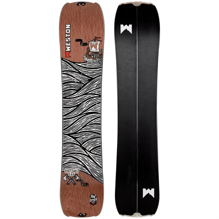 Weston - Hatchet Pow Slayer Splitboard 2021