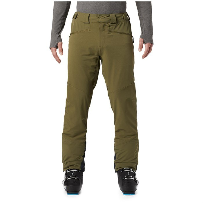 Mountain Hardwear - MacKenzie Softshell Tall Pants