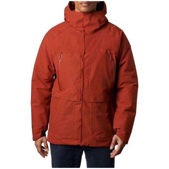 Mountain Hardwear - Summit Shadow Down Jacket