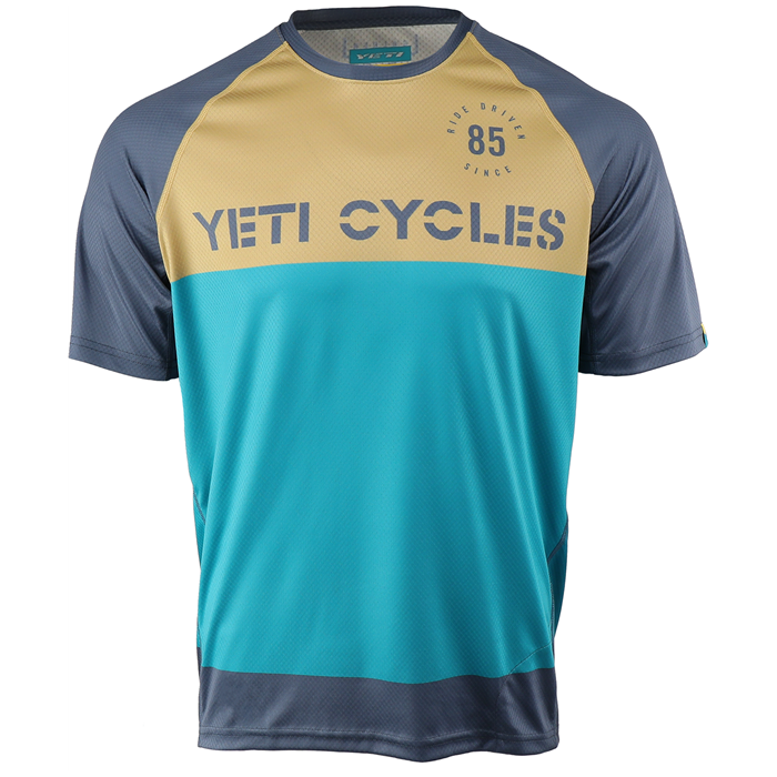 Yeti Cycles - Longhorn S/S Jersey
