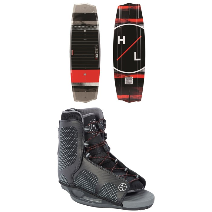 Hyperlite - State + Remix Wakeboard Package 2020