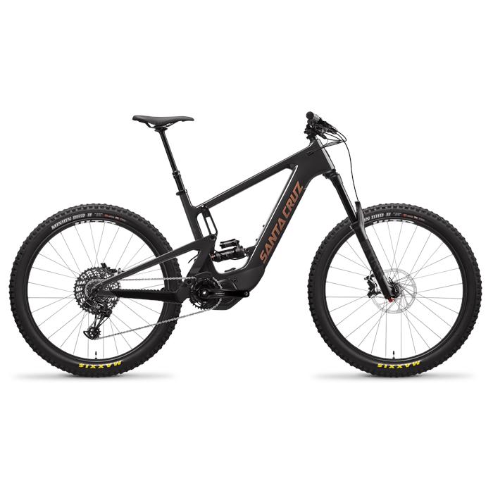 Santa Cruz Bicycles - Heckler CC R Complete e-Mountain Bike 2021