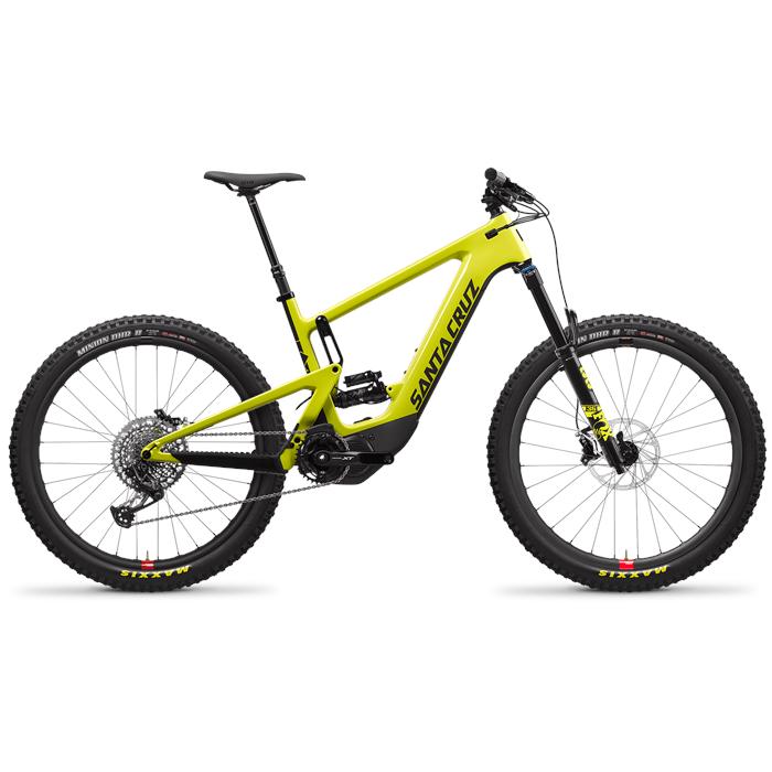 Santa Cruz Bicycles - Heckler CC X01 Reserve Complete e-Mountain Bike 2021