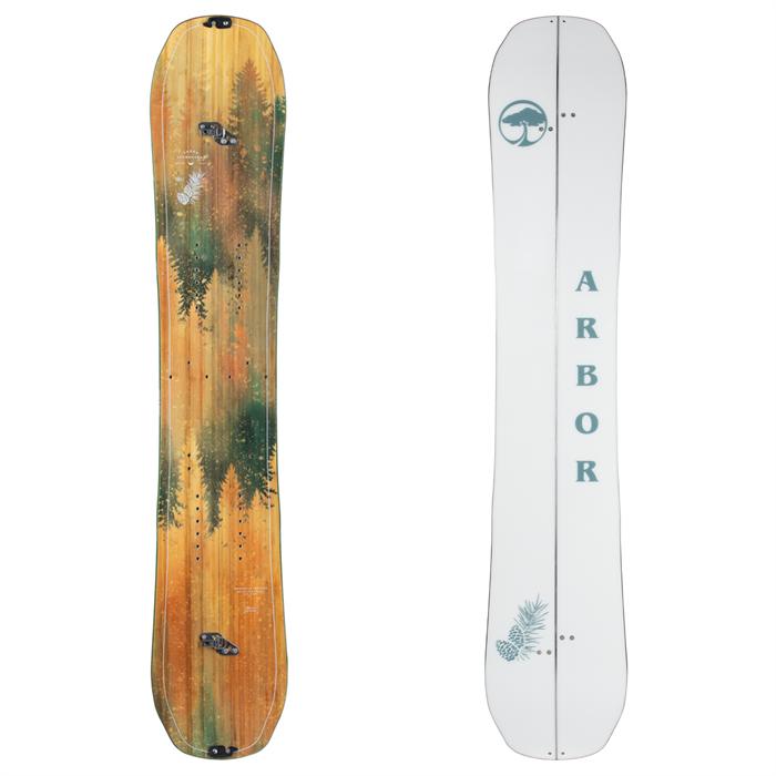 Arbor - Swoon LTD Splitboard - Women's 2021