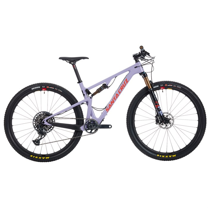 Santa Cruz Bicycles - Blur CC X01 Reserve Complete Mountain Bike 2021