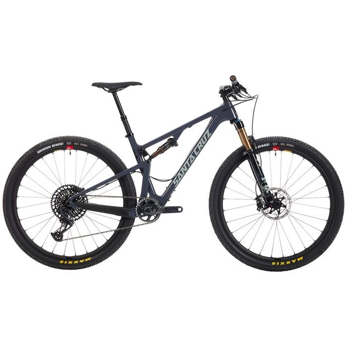 Santa Cruz Bicycles - Blur CC X01 TR Reserve Complete Mountain Bike 2021
