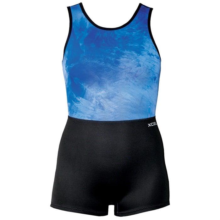 XCEL - Scoop Back Short Jane 1mm Springsuit - Women's