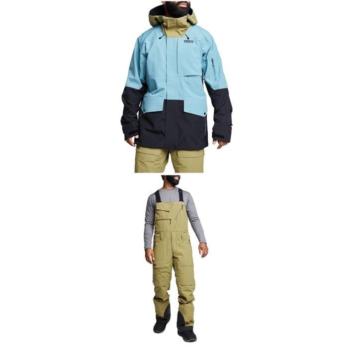 Trew Gear - Powfunk Jacket + TREWth Bibs 2021