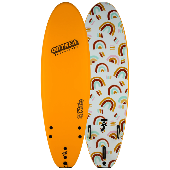 "Catch Surf - Odysea 6'0"" Log x Taj Burrow Surfboard"