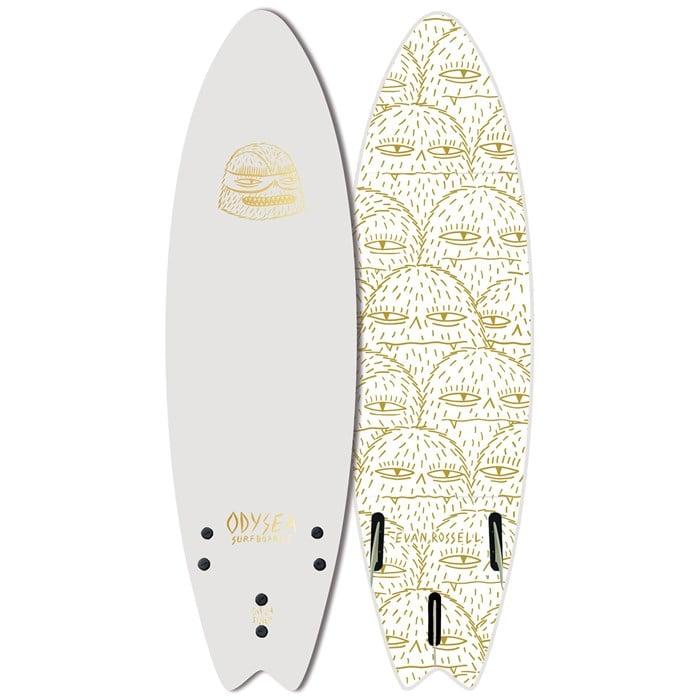 """Catch Surf - Odysea 6'6"""" Skipper x Evan Rossell Surfboard"""