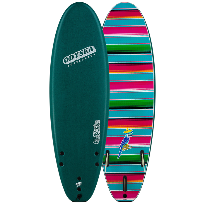 "Catch Surf - Odysea 6'0"" Log x Johnny Redmond Surfboard"