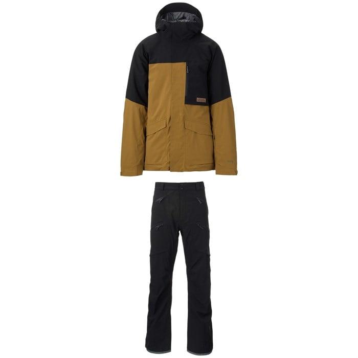 Strafe - Hayden Jacket + Summit Pants