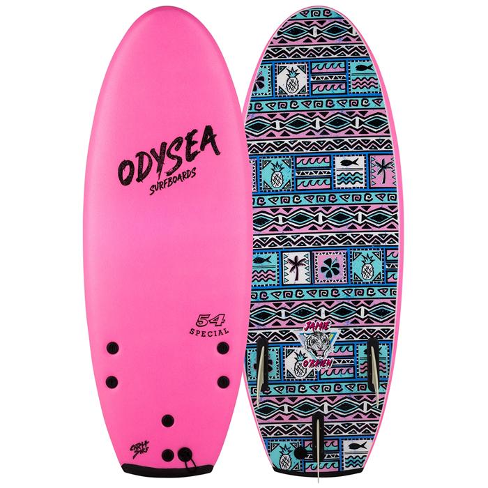 "Catch Surf - Odysea 54"" Special Tri Fin x Jamie O'Brien Pro Surfboard"