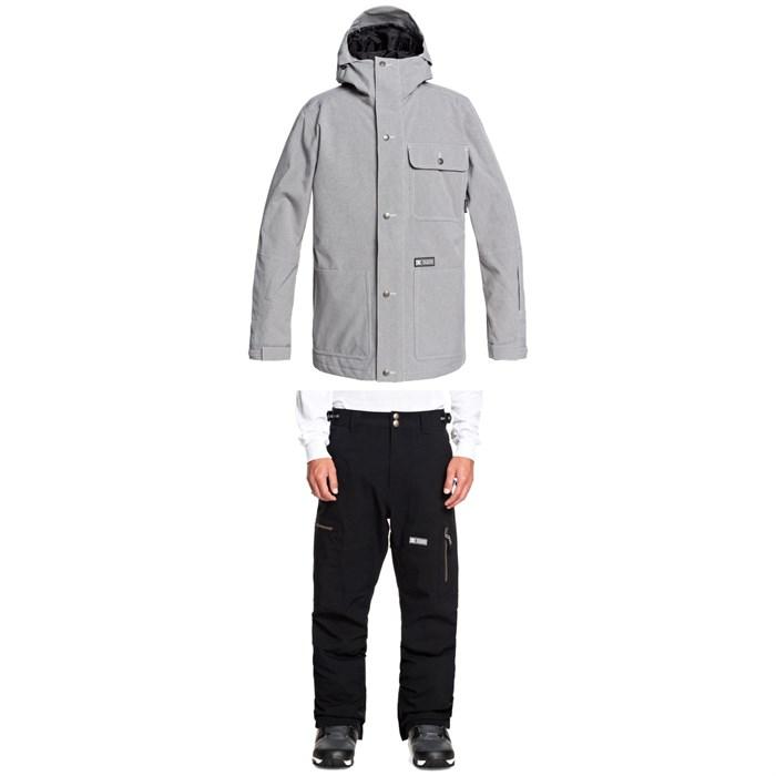 DC - Servo Jacket + Division Pants 2021