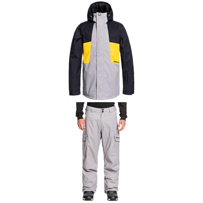 DC - Defy Jacket + Banshee Pants 2021