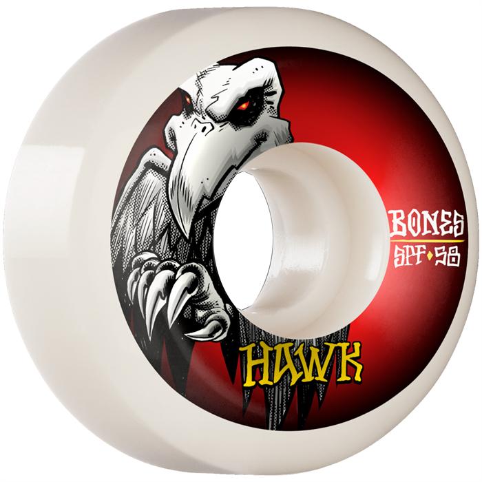 Bones - Hawk Falcon II SPF 84B P5 Sidecuts Skateboard Wheels