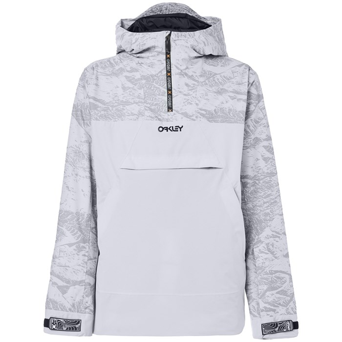 Oakley - TC Ice Pullover BZI Jacket