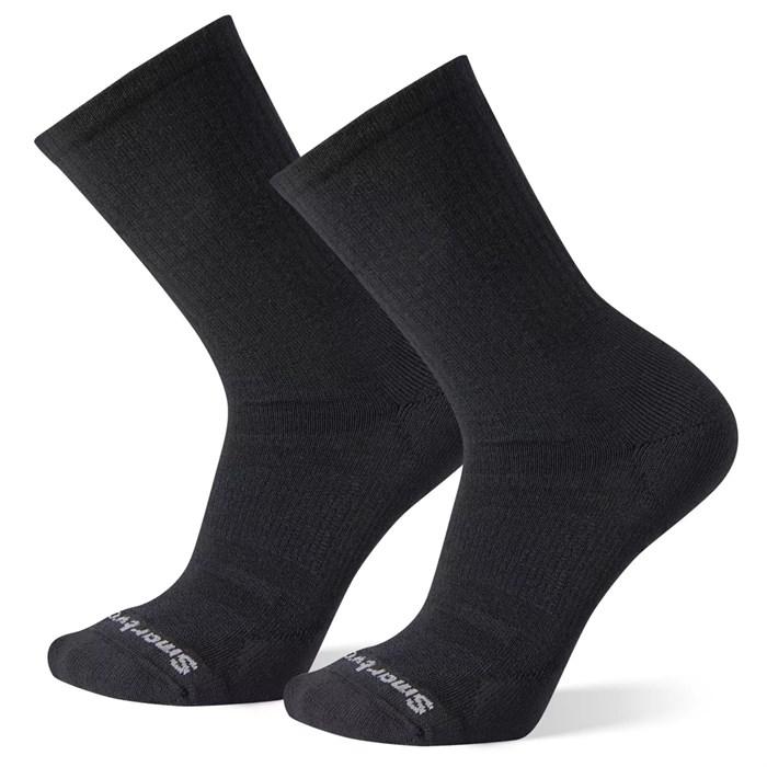 Smartwool - Athletic Light Elite Stripe Crew Socks - 2 Pack