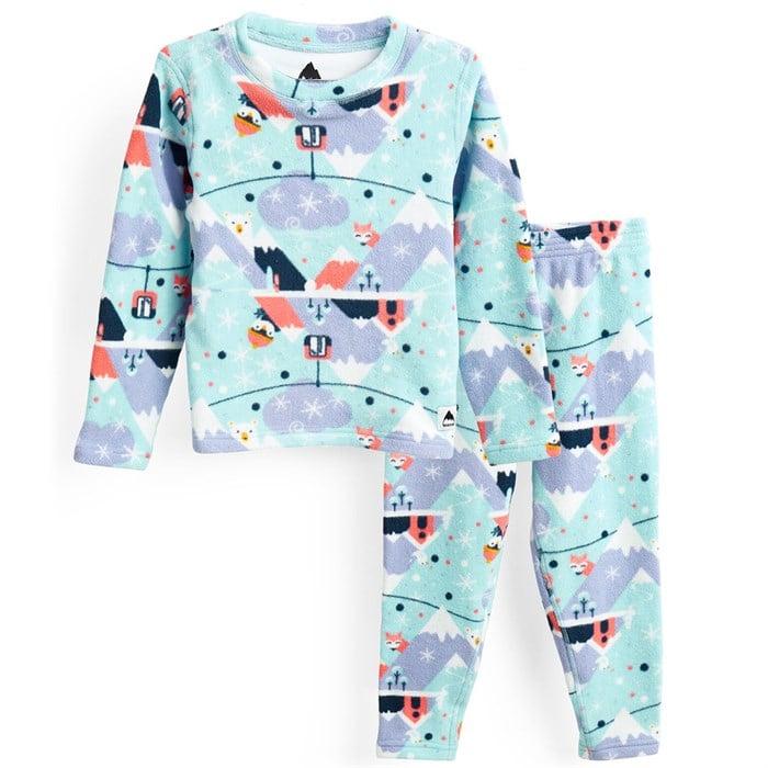 Burton - Fleece Base Layer Set - Toddlers'
