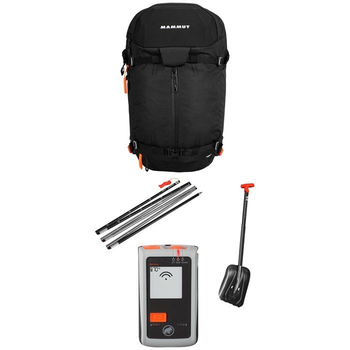 Mammut - Nirvana 35L Backpack + Barryvox Tour Safety Package