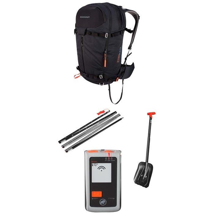 Mammut - Pro X Removable Airbag 3.0 + Barryvox Tour Safety Package