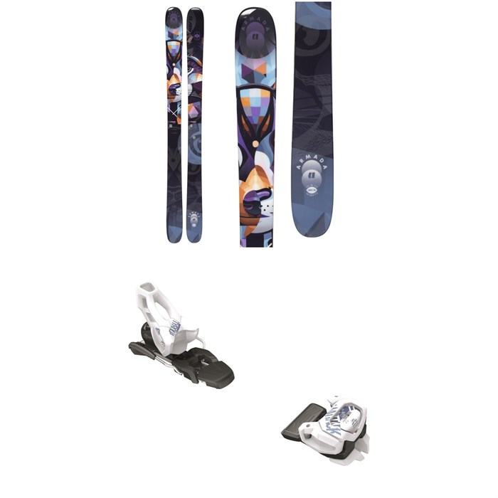 Armada - ARW 96 Skis - Women's + Tyrolia Attack² 11 GW Bindings 2021