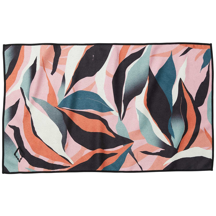 Nomadix - Leafy Pink Towel