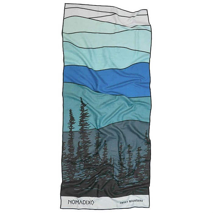 Nomadix - Smokey Mountains Towel