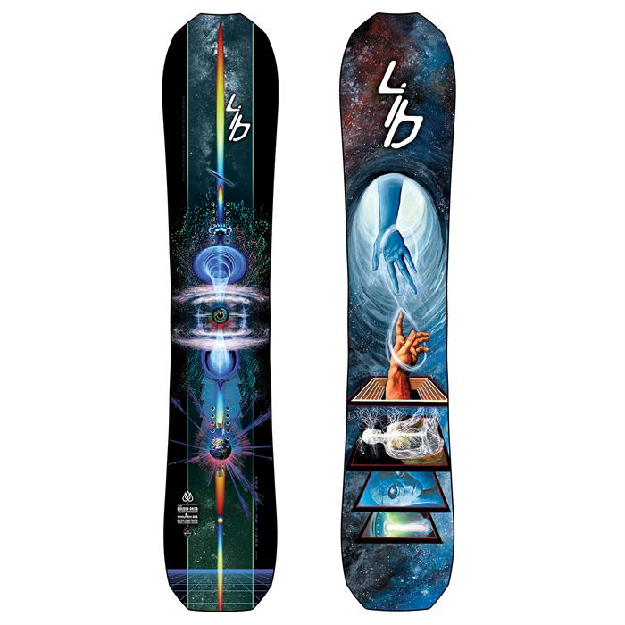 Lib Tech - T.Rice Golden Orca Snowboard 2022