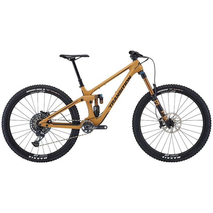 Transition - Sentinel Carbon X01 Complete Mountain Bike 2021