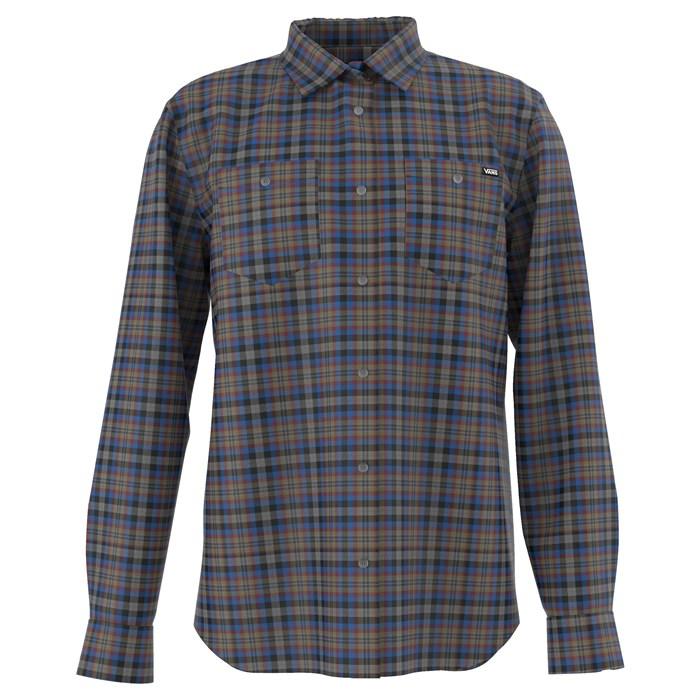 Vans - Banfield III Long-Sleeve Shirt