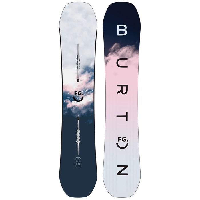 Burton - Feelgood Flying V Snowboard - Women's 2022