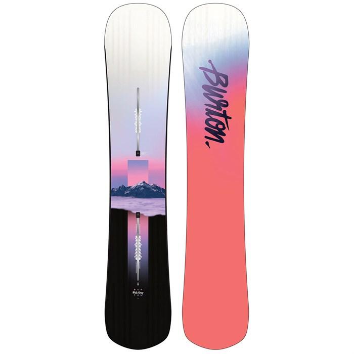 Burton - Hideaway Snowboard - Women's 2022
