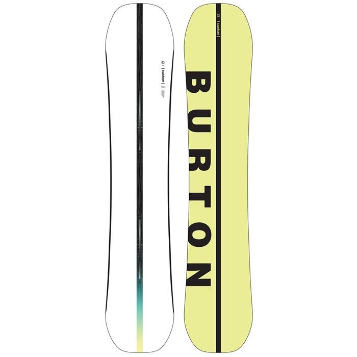 Burton - Custom Snowboard 2022