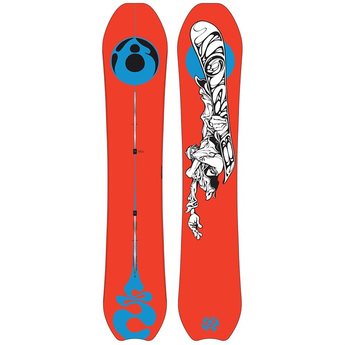 Burton - Deep Thinker Snowboard 2022